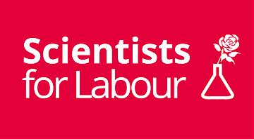 Scientists for Labour logo