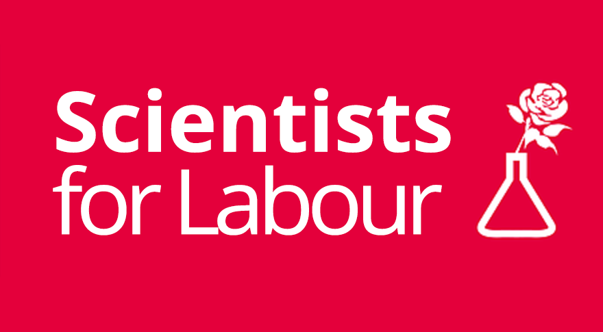 Scientists for Labour logo