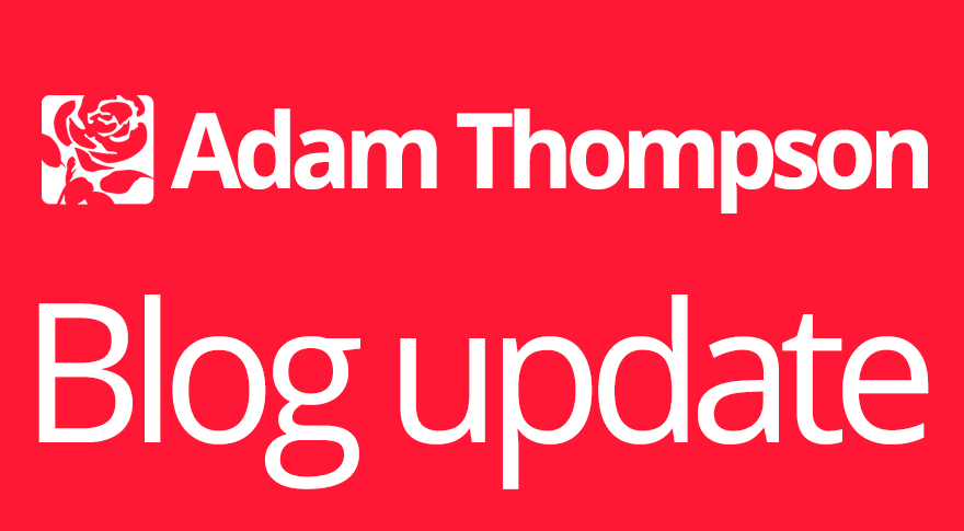 Blog update